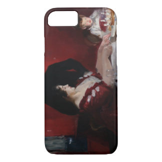 John Singer Sargent - The Birthday Party iPhone 7 Case