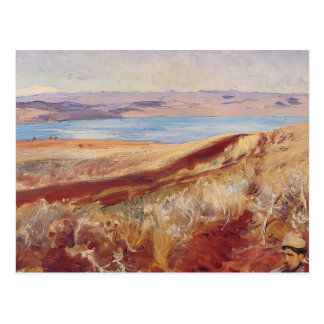 John Singer Sargent- The Dead Sea Postcard