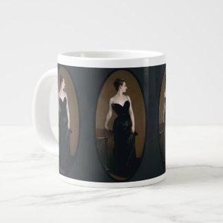 John Singer Sargent's Portrait of Madame X Large Coffee Mug