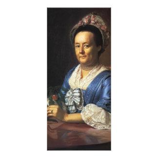 John Singleton Copley- Mrs. John Winthrop Personalized Rack Card