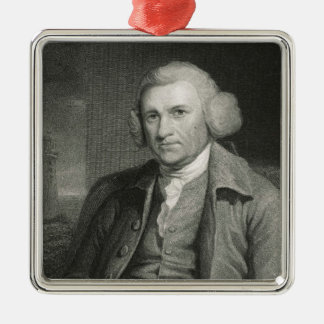 John Smeaton  from 'Gallery of Portraits' Christmas Ornament