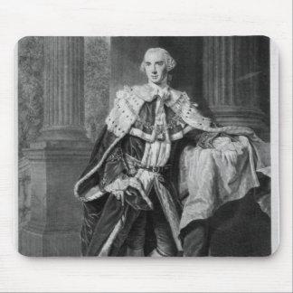 John Stuart, 3rd Earl of Bute, 1763 Mousepad