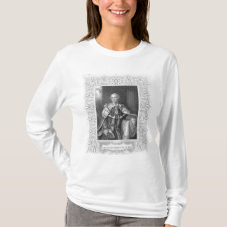 John Stuart, Third Earl of Bute, engraved T-Shirt
