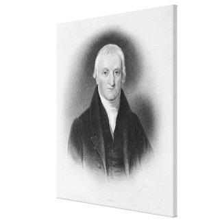 John Syme Esq., c.1820 Stretched Canvas Prints