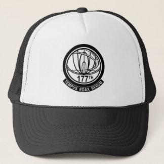 John Titor Time Traveler Tempus Edax Rerum 177th Trucker Hat