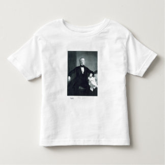 John Tyler, 10th President of the United States of Toddler T-Shirt
