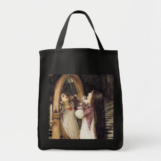 John Waterthouse - Mariana in the South Canvas Bags