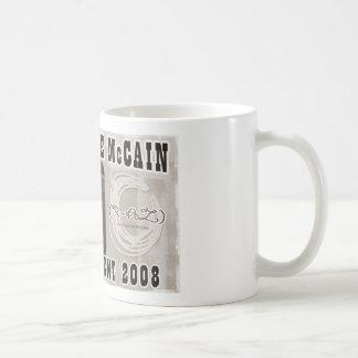 John Wayne McCain '08 Mugs