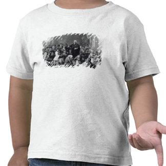 John Wesley preaching Tshirts