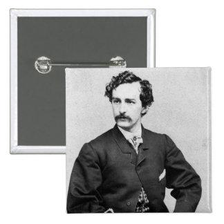 John Wilkes Booth Assassin of President Lincoln Pin