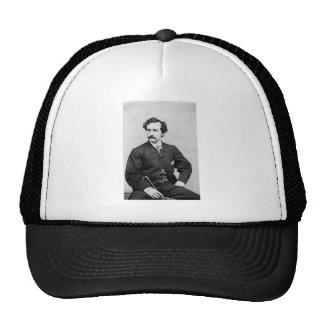 John Wilkes Booth ~ Assassin of President Lincoln Mesh Hat