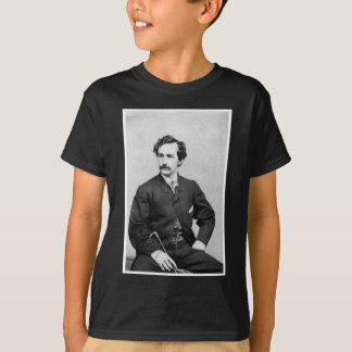 John Wilkes Booth ~ Assassin of President Lincoln T-shirt
