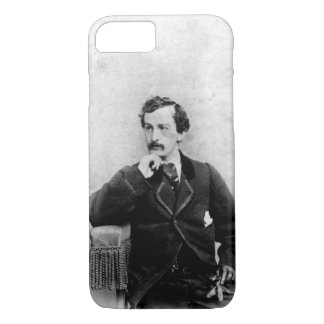 John Wilkes Booth, ca. 1862. Charles DeForest F iPhone 7 Case