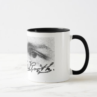 JOHN WILKES BOOTH COFFEE MUG #2