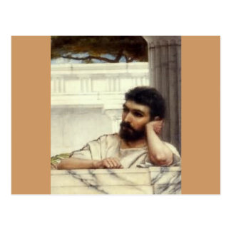 John William Godward Portrait Post Cards