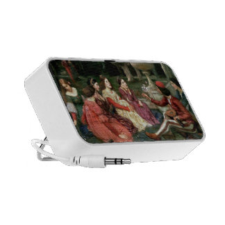 John William Waterhouse- A Tale from the Decameron PC Speakers