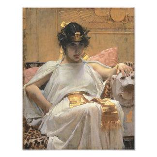 "John William Waterhouse ""Cleopatra"" Print Photo Print"