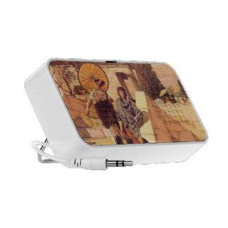 John William Waterhouse- Diogenes iPhone Speaker