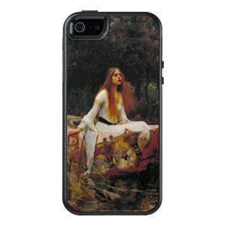 John William Waterhouse Lady of Shallot OtterBox iPhone 5/5s/SE Case