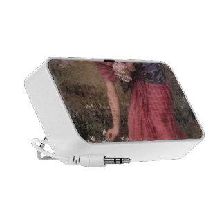 John William Waterhouse- Narcissus iPod Speaker