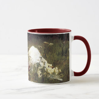 John William Waterhouse - Ophelia 1889 Mug