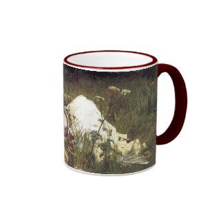 John William Waterhouse - Ophelia 1889 Mug