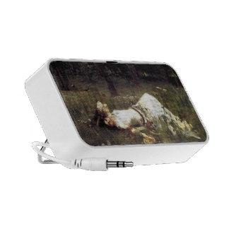 John William Waterhouse- Ophelia iPod Speakers