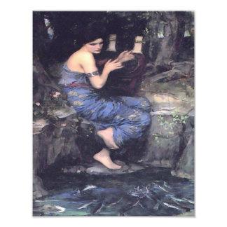 "John William Waterhouse ""The Charmer"" Print Photograph"
