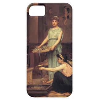 John William Waterhouse- The Household Gods iPhone 5 Case