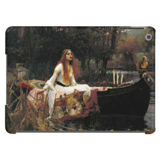 John William Waterhouse The Lady Of Shalott (1888) iPad Air Covers