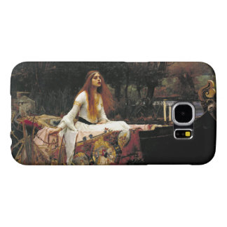 John William Waterhouse The Lady Of Shalott Samsung Galaxy S6 Cases