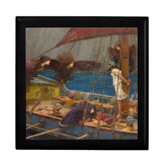 John William Waterhouse - Ulysses and the Sirens Gift Box