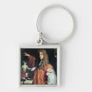 John Wilmot 2nd Earl of Rochester c 1675 Key Chains