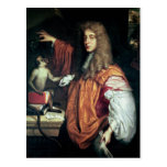 John Wilmot  2nd Earl of Rochester, c.1675 Post Cards