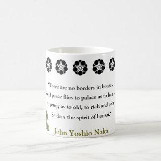 John Yoshio Naka Coffee Mug