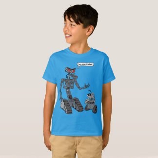 Johnny 5 I Am Your Father! T-Shirt