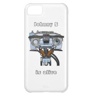 Johnny 5 is alive! iPhone 5C case