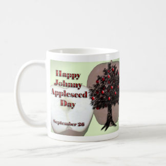 Johnny Appleseed Day Mug September 26