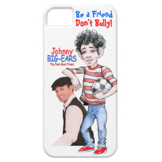 Johnny Big Ears Cell Phone Case