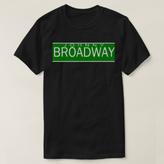 Johnny Broadway (Logo only) T-Shirt