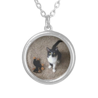 Johnny Cat necklace