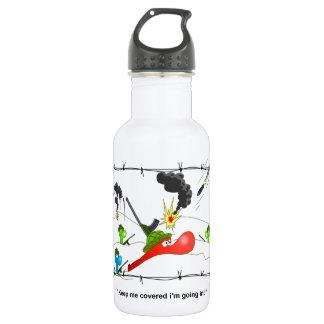 Johnny Condom Army 532 Ml Water Bottle