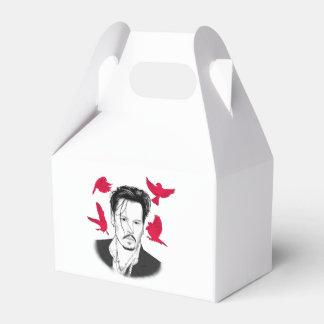 Johnny Depp Favour Box
