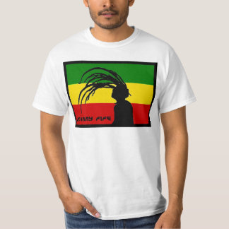 johnny fife rasta flag cheap T T-Shirt