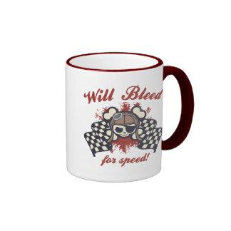 Johnny Flags Coffee Mug