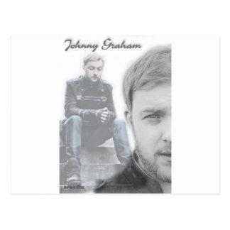 Johnny Graham Post Card