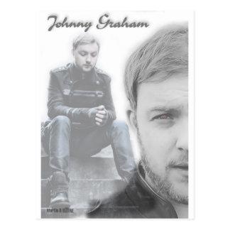 Johnny Graham Post Cards