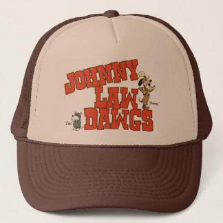 Johnny Law Dawgs Trucker Hat
