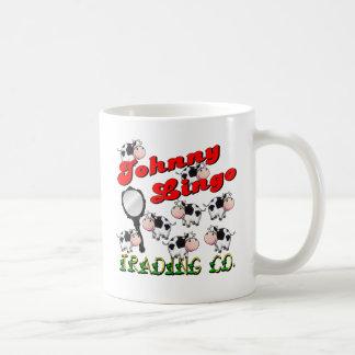 Johnny Lingo Trading Co. Basic White Mug