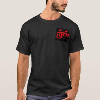 Johnny Moondog Logo Pocket Spot T-Shirt